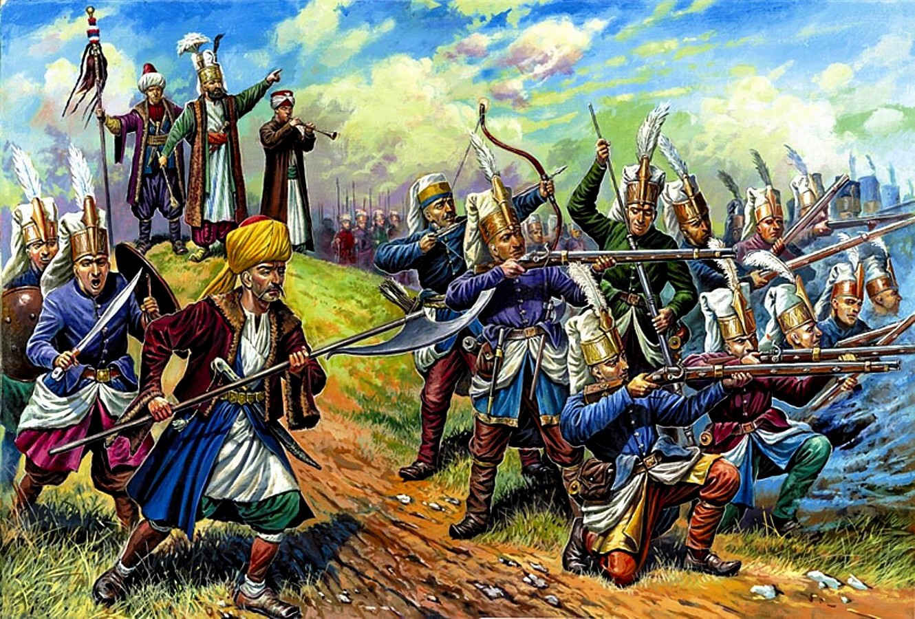 Janissary Corps : The Usmani Spesial Force